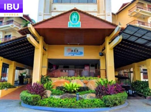 A Famosa Resort Hotel lobi