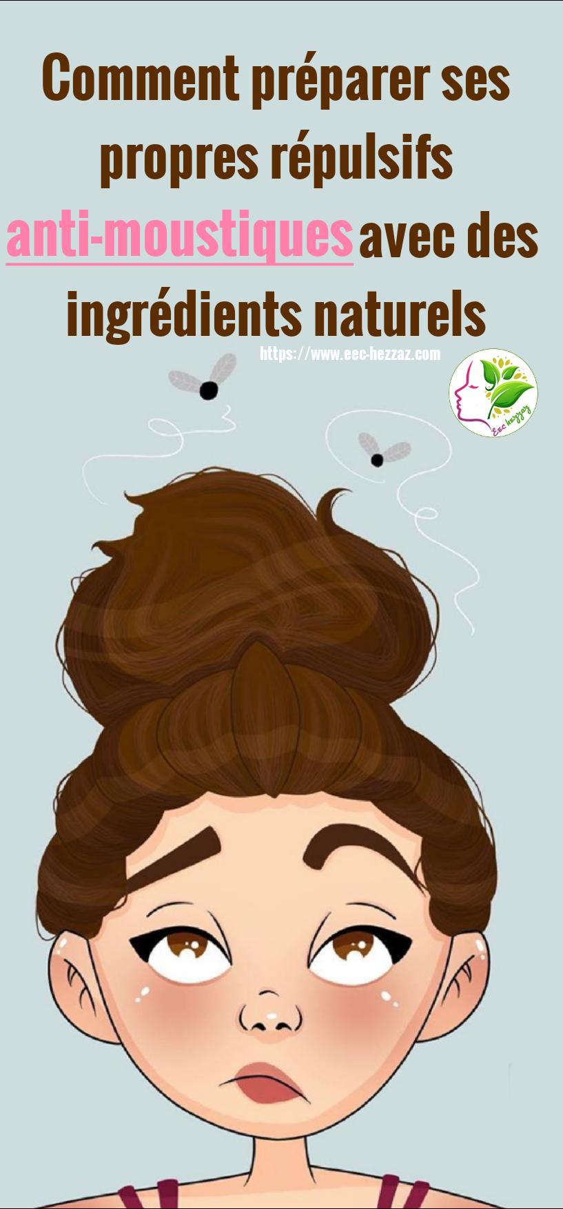 Comment préparer ses propres répulsifs anti-moustiques avec des ingrédients naturels