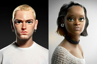 Eminem And Rihanna As Disney Bevy Characters Look Amazing!