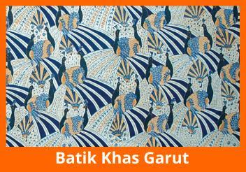 Oleh oleh Batik Garut