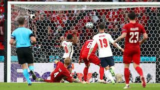 Για πρώτη φορά σε τελικό η Αγγλία που νίκησε στην παράταση 2-1 τη Δανία
