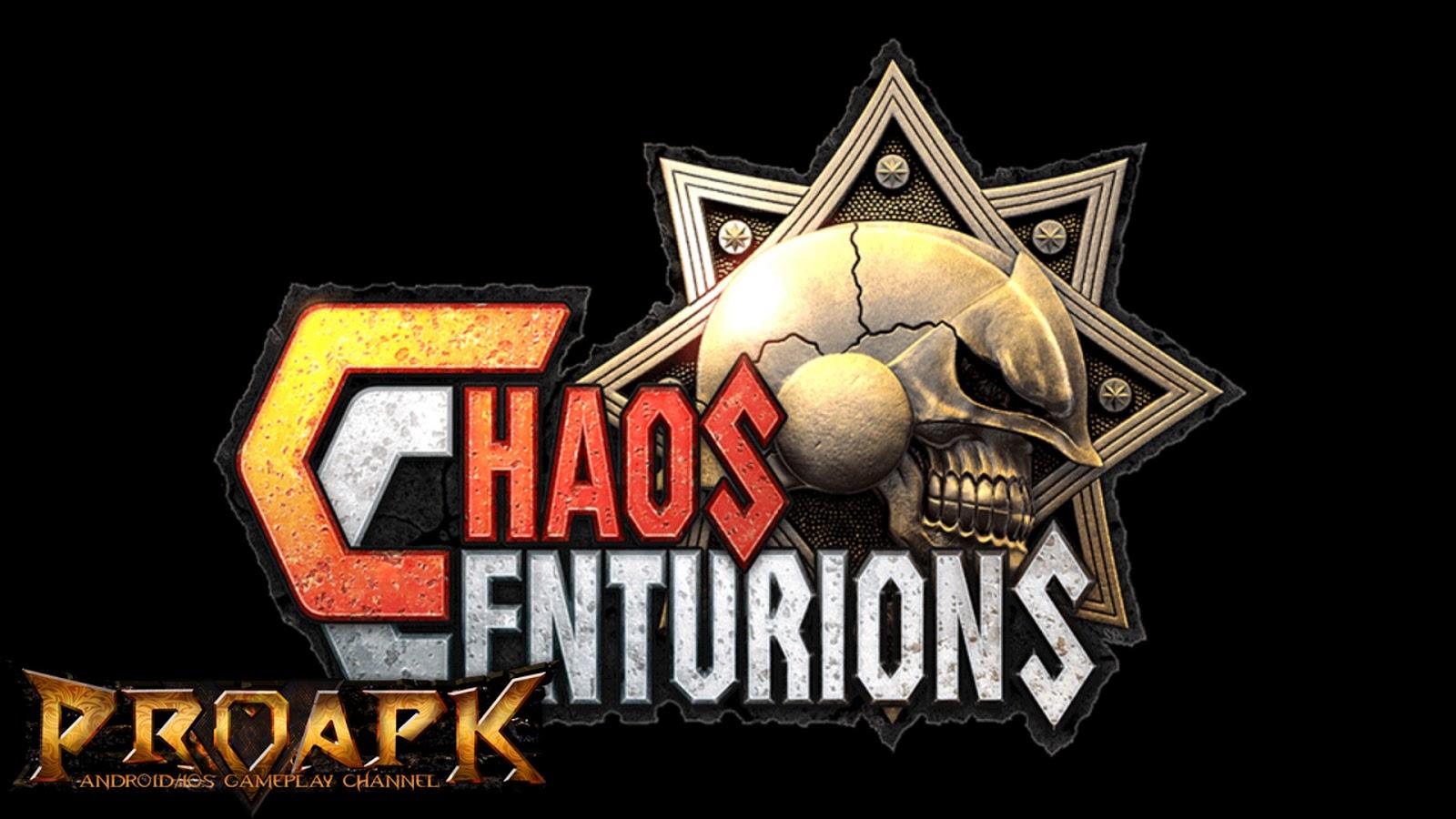 Chaos Centurions