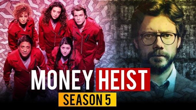 Money Heist Season 5 Leaked for Download in Hindi Dubbed 480p 720p filmyzilla Filmywap filmymeet