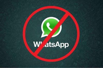 رفع الحظر عن رقمك في الواتس اب