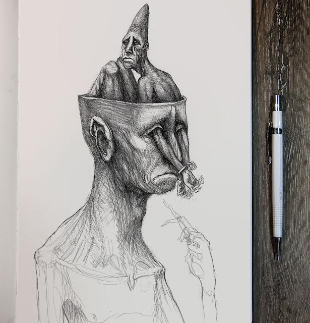 susano correia, notasvisuais, art, desenho, draw