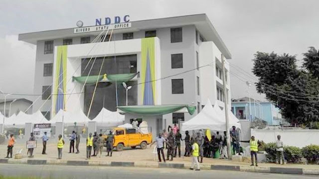 EFCC Secures Final Forfeiture Of N827.6m From NDDC Contractors (See Banks Details)