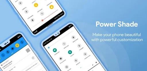 اكتشف المزيد حول هذا التطبيق Power Shade: لوحة إشعارات و اعدادات سريعة