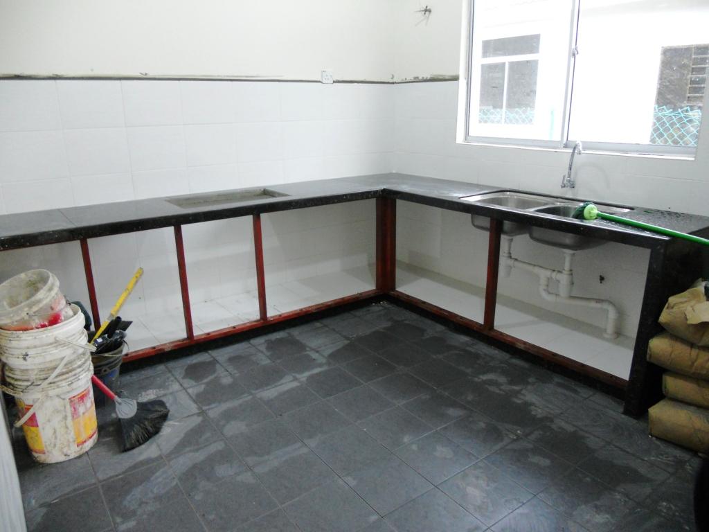 Rumah Kabinet Dapur