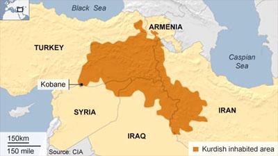 PKK, Legiun Kurdi yang Dimusuhi Turki
