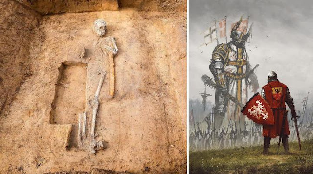 Cemitério macabro: Três cavalos, uma bruxa e um guerreiro gigante são desenterrados na Alemanha