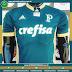 Nova terceira camisa do Palmeiras tem imagem vazada