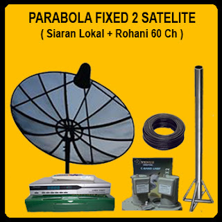 pasang parabola