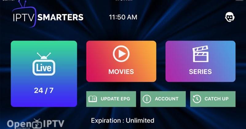 تحميل iptv smarters للكمبيوتر
