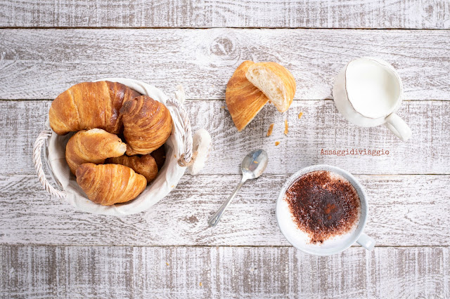 Croissant - cornetto parigino di Iginio Massari