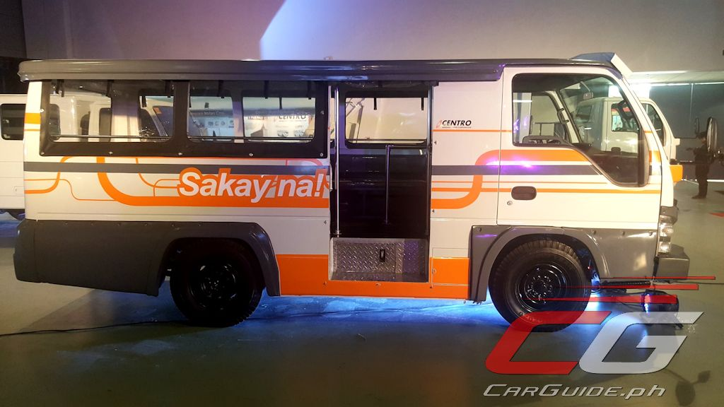 Could This Be The Future Of The Jeepney Philippine Car