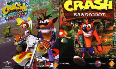 Crash Bandicoot Psx Psp Eboot