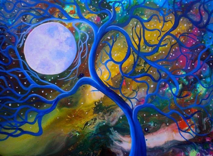 Раскованный экспрессионизм. Brandon Scott