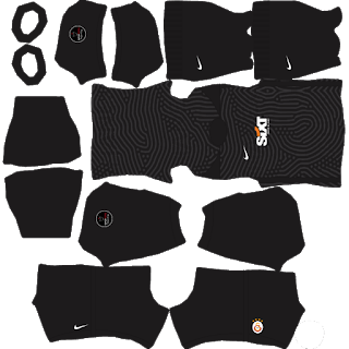 Galatasaray - Dream League Soccer 2021 Forma Kits & Logo