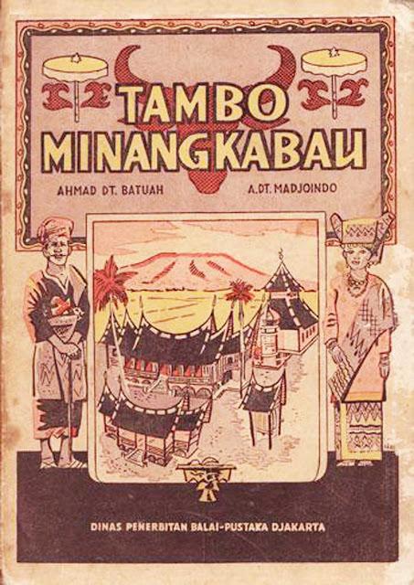 Foto Tambo Batuah Minangkabau