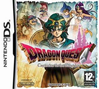 Rom Dragon Quest IV Chapters of the Chosen NDS