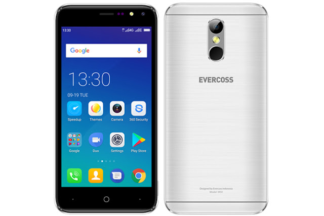 Murah Banget, Ini Harga Terbaru Evercoss M50 Max Mei 2019 1
