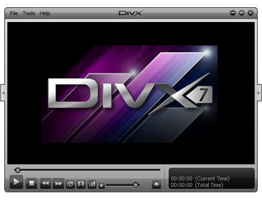 مشغل DivX Player