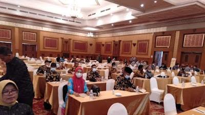 Pelaksanaan Bimtek BPD Kangkangi Aturan Perwako No 12 Tahun 2021.