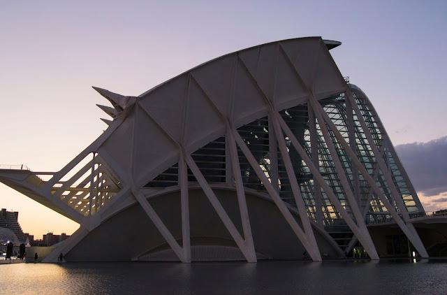 Museo de las Ciencias Príncipe Felipe - Rosa Romero