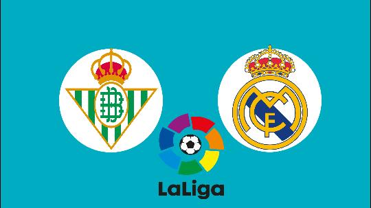 مشاهدة مباراة ريال مدريد و ريال بيتيس - الدوري الإسباني لا ليغا