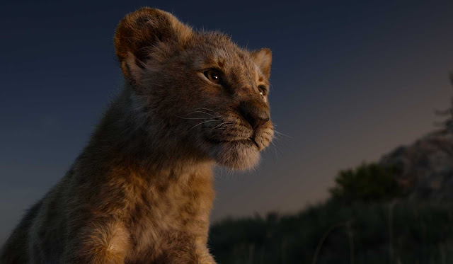 Download The Lion King (2019) Hindi Dual Audio 720p Bluray || MoviesBaba 1