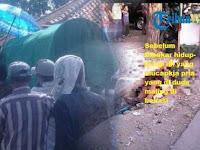 Sebelum Dibakar Hidup-Hidup, Ini yang Diucapkan Pria yang Dituduh Maling di Bekasi