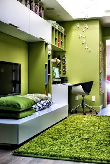 Dormitorios juveniles para espacios peque os ideas para for Amueblar dormitorio juvenil pequeno