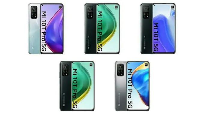 Xiaomi Mi 10T 5G, Mi 10T Pro 5G Specifications Leaked, Snapdragon 865 SoC