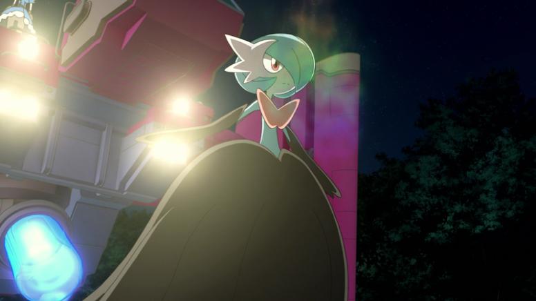 Mega Gardevoir Shiny Anime Pokémon