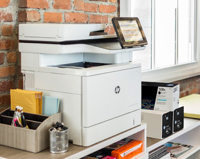 Download HP LaserJet M577f Driver Printer