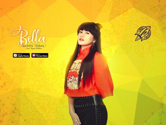 Bella - Kumis Tebal