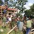 Serka Muslih Bersama Mitra Jaya 01, laksanakan Kerja Bakti Pengecoran Musholla