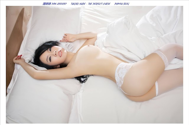 潘娇娇 pan jiaojiao | TUIGIRL nude - the perfect curve