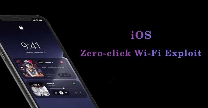 iOS zero-click
