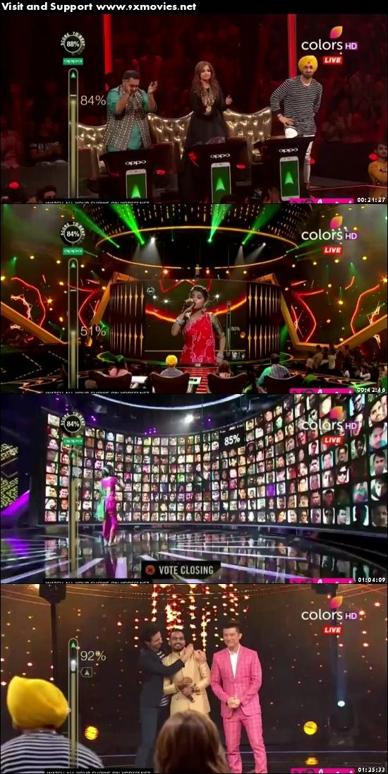 Rising Star 08 April 2017 HDTV 480p