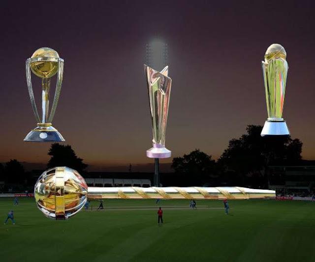 ICC ने लगाई टूर्नामेंट्स की झड़ी, 2021 से 2031 तक खेले जाएंगे ये 17 टूर्नामेंट