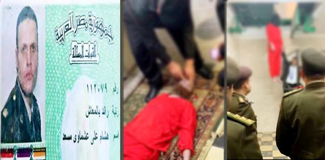هشام عشماوي - فيديو اعدام هشام عشماوي - بالفيديو لحظة اعدام هشام عشماوي داخل السجن