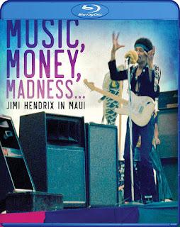Jimi Hendrix en Maui: Música, Dinero y Locura [BD25] *Subtitulada