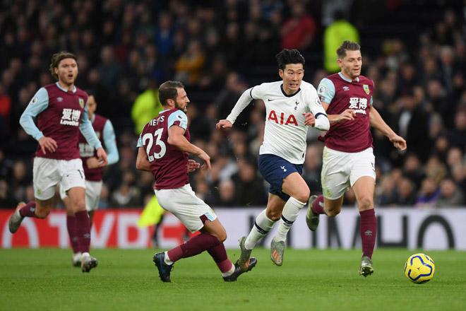 Son Heung Min lại khiến châu Á tự hào, thống trị giải thưởng ở Tottenham 2