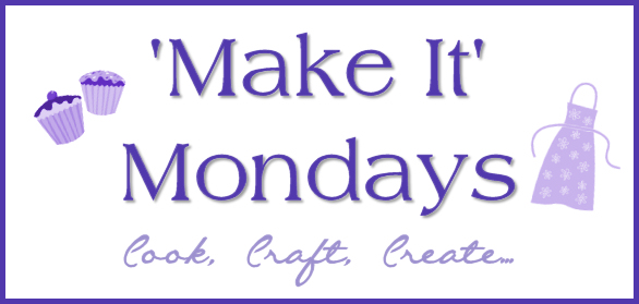 Make It Mondays at The Purple Pumpkin Blog - DIY Gift Bows