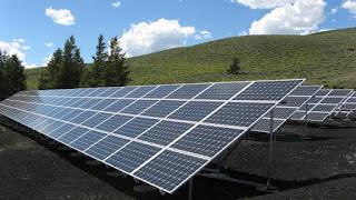 Energi Surya, Komoditas Unggulan yang Diperebutkan di Masa Depan