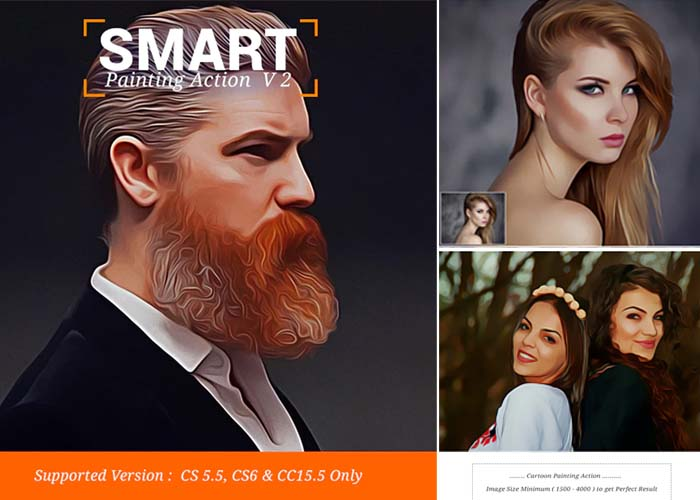 Smart Painting Action 20479977