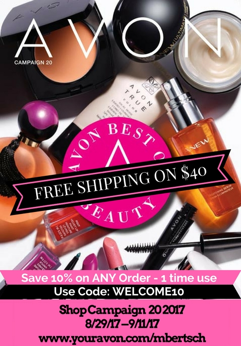 Avon Campaign 20 2017 Brochure - Current Catalog Online