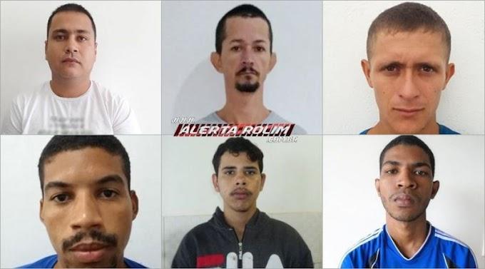 PROCURADOS: Seis apenados fogem de presídio em Rondônia