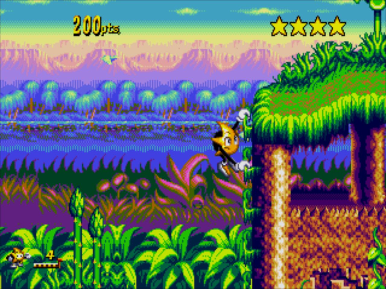 Sega Mega Drive Classic Collection Golden Edition Screenshot